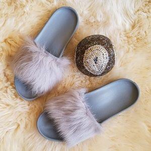 NIB! UGG Royale Slide Sandals